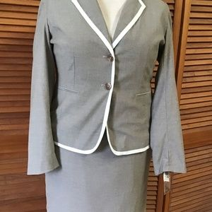 Charter Club Womens Skirt Suit Size 14 NWT